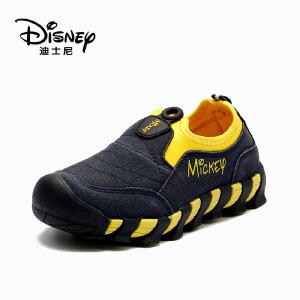 鞋柜/迪士尼秋款轻便男童鞋运动鞋防滑跑步鞋1