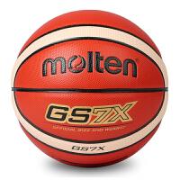 Molten摩腾 7号标准球PU材质 室内外通用 比赛训练 BGS7X BGC7X