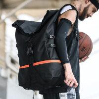 篮球双肩背包男女时尚潮流大高中学生书包运动大容量多功能旅行包 支持礼品卡支付
