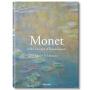【现货正版包邮】 Monet 莫奈画册 大开本画集 TASCHEN 进口原版 印象派油画艺术作品集