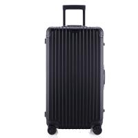 大容量行李箱32寸加厚�f向��X框拉�U箱男女30密�a托�\旅行箱 磨砂�y �X框�\�涌�