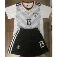 儿童足球服套装宝宝小孩童装球衣服定制小学生足球训练班队服幼儿服团队服