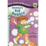 英文原版绘本 Benny's Big Bubble 班尼的大泡泡 汪培�E一1阶段私房书单