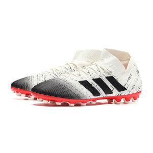 adidas阿迪达斯男鞋足球鞋2018年新款梅西 TF碎钉运动鞋BA9023