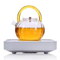 唐丰玻璃茶壶黑茶煮茶器电陶炉耐高温过滤泡茶壶茶杯家用烧水壶