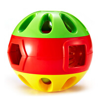 [当当自营]Auby 澳贝 运动系列 响铃滚滚球 婴儿玩具 463304
