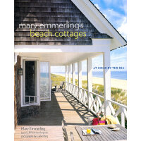 MARY EMMERLING'S BEACH COTTAGE(ISBN=9780307338228) 英文原版