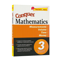 SAP Conquer Mathematics 3 Measurements Volume Time Money 攻克