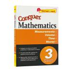 SAP Conquer Mathematics 3 Measurements Volume Time Money 攻克