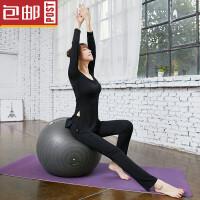 秋冬季新品瑜伽服套装女大码显瘦瑜珈服莫代尔健身运动愈加