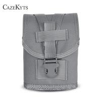 户外腰包保温水杯袋水壶包杯套战术水壶包MOLLE挂包工具包附件包