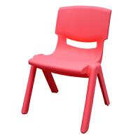环保塑料宝宝椅子 靠背椅 幼儿园专用儿童学习桌椅 加厚