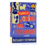 别逗了费曼先生 英文原版 Surely You're Joking Mr Feynman阿信书单 RP费曼 英文版进口