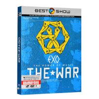 EXO正版DVD流行新歌MV+三巡日本演唱会 汽车载DVD高清光盘碟片
