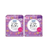 【网易考拉】unicharm 尤妮佳 量特多日/夜用导管式内置卫生棉条25个/包 2包装