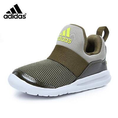 【到手价:214.5元】阿迪达斯(adidas)童鞋新款男女婴童海马运动鞋 一脚蹬休闲鞋
