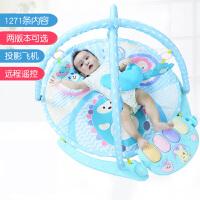 脚踏钢琴宝宝音乐游戏毯玩具婴儿健身架器0-1岁3-6-12个月