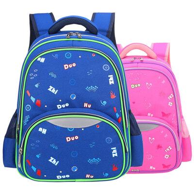 小学生书包儿童女1-3-6年级双肩背包6-12周岁女童书包
