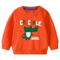 男童卫衣儿童男宝宝卡通上衣春装小童外套