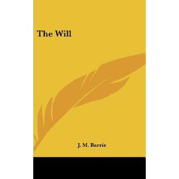 【预订】The Will 预订商品,需要1-3个月发货,非质量问题不接受退换货。