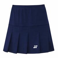 羽毛球女款安全裤裙运动百搭YY网球半身裙速干百褶仿走光短裙