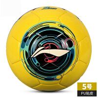 足球真皮脚感儿童小学生5号球4号足球耐磨PU比赛训练3号足球