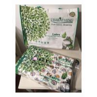 泰国乳胶枕Ubreathing优必思天然乳胶护颈儿童枕按摩高低儿童枕头