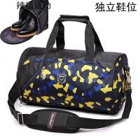 男女包手提旅行包运动包健身包鞋位圆筒包单肩包小行李袋训练包斜跨 中