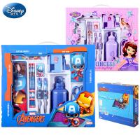 迪士尼小学文具礼盒男女学生生日节日奖品礼品时尚儿童文具套装
