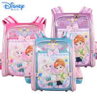 Disney/迪士尼 冰雪奇缘女童小学生3-6年级双肩卡通太空书包FP8005