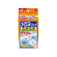 KOBAYASHI 小林制药 超细纤维屏幕眼镜头清洁湿巾擦镜布 40片