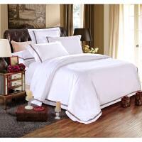 床上用品四件套全棉纯棉欧式床品被套床单