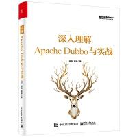 现货 正版 深入理解Apache Dubbo与实战 Dubbo常用 Filter实现原理 基于Dubbo的应用程序开发