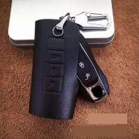 钥匙卡包保时捷手工套扣帕拉卡曼卡宴钥匙包女士梅拉实用创意手工男女二合一情侣