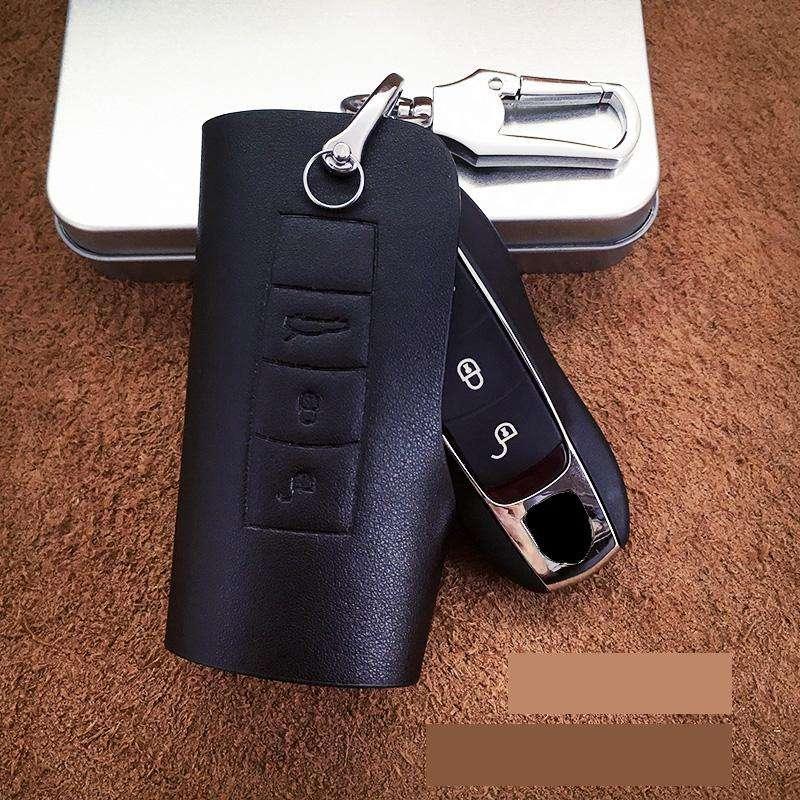 钥匙卡包保时捷手工套扣帕拉卡曼卡宴钥匙包女士梅拉实用创意手工男女二合一情侣 一般在付款后3-90天左右发货,具体发货时间请以与客服协商的时间为准