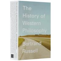 西方哲学史 英文版原版 The History of Western Philosophy 英文原版 罗素著 正版进口