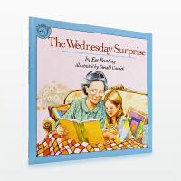 【5折封顶】#美国进口 The Wednesday Surprise 星期三的惊喜【平装】