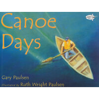Canoe Days(Dragonfly Books)小舟上的日子ISBN9780440414414ISBN97804