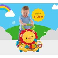 2合1多功能学步车摇摇小狮子手推车宝宝婴儿益智玩具