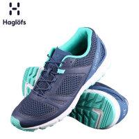 Haglofs火柴棍女款户外登山透气徒步鞋休闲耐磨低帮越野鞋497720