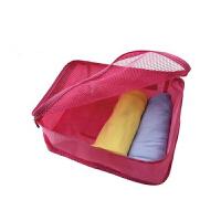 旅行多功能洗簌包内衣收纳包旅游用品套装文胸整理网包