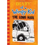 The Diary of Wimpy Kid #9 The Long Haul[Hardcover]小屁孩日记9(美国
