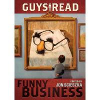 【预订】Guys Read: Funny Business