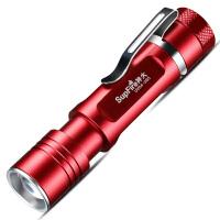 神火荧光剂检测笔365nm紫光灯专用婴儿面膜验钞紫外线测试手电筒