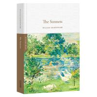 莎士比亚十四行诗The Sonnets(全英文原版,世界经典英文名著文库,收录莎士比亚流传于世的154首十四行诗)【果