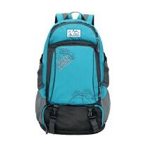 新款户外双肩包男士旅行登山包韩版潮高中学生电脑包运动旅游背包