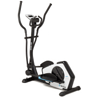SHUA/舒华家用健身车SH-838 超静音踏步机电磁控椭圆机太空漫步机