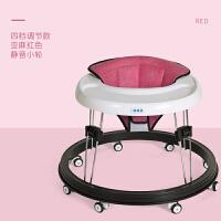 婴儿童学步车多功能防侧翻6/7-18个月手推可坐宝宝滑行车