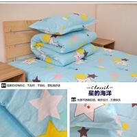大学生被子床垫枕头六件套单人宿舍冬季上下床褥子冬天被褥三件套