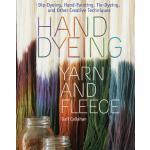 【预订】Hand Dyeing Yarn and Fleece: Dip-Dyeing, Hand-Painting,